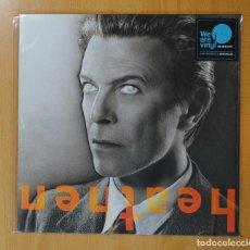 Discos de vinilo: DAVID BOWIE - HEATHEN - LP. Lote 174245152
