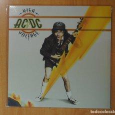 Discos de vinilo: AC/DC - HIGH VOLTAGE - LP. Lote 174245167