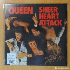 Discos de vinilo: QUEEN - SHEER HEART ATTACK - LP. Lote 174245210