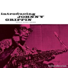 Discos de vinilo: LP JOHNNY GRIFFIN INTRODUCING BLUE NOTE 1533 VINILO 180G JAZZ. Lote 174247575