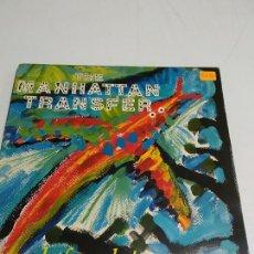 Discos de vinilo: THE MANHATTAN TRANSFER – SOUL FOOD TO GO . Lote 174248180