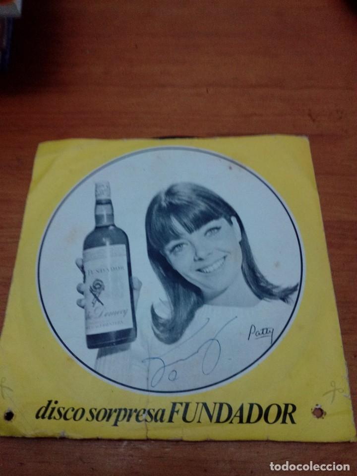DISCO SORPRESA FUNDADOR. CHATO DE LA ISLA Y CARMEN ROMERO. MB3 (Música - Discos de Vinilo - EPs - Flamenco, Canción española y Cuplé)