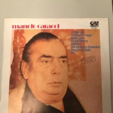 Discos de vinilo: MANOLO CARACOL. Lote 174261584