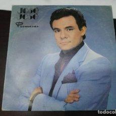 Discos de vinilo: LP JOSE JOSE PROMESAS 1985. Lote 174265394
