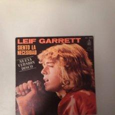 Discos de vinilo: LEIF GARRETT. Lote 174271060