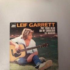 Discos de vinilo: LEIF GARRETT. Lote 174271077