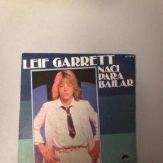 Discos de vinilo: LEIF GARRETT. Lote 174271088