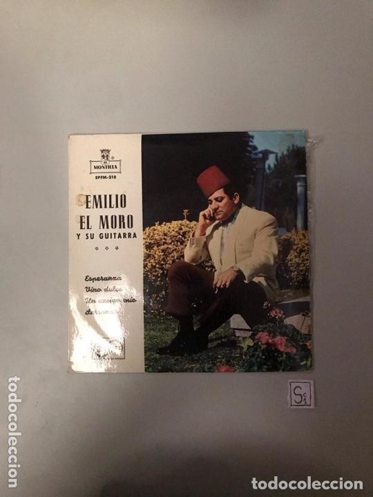 EMILIO EL MORO (Música - Discos - Singles Vinilo - Flamenco, Canción española y Cuplé)