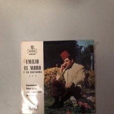 Discos de vinilo: EMILIO EL MORO. Lote 174271172