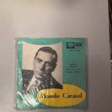 Discos de vinilo: MANOLO CARACOL. Lote 174271232