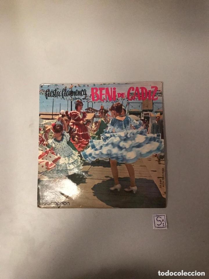 BENI DE CÁDIZ (Música - Discos - Singles Vinilo - Flamenco, Canción española y Cuplé)