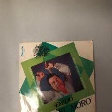 Discos de vinilo: EMILIO EL MORO. Lote 174271404