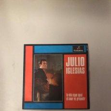 Discos de vinilo: JULIO IGLESIAS. Lote 174271474