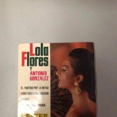 Discos de vinilo: LOLA FLORES. Lote 174271504
