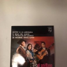 Discos de vinilo: EL SEVILLANO. Lote 174271529