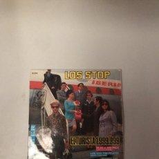 Discos de vinilo: LOS STOP. Lote 174271587