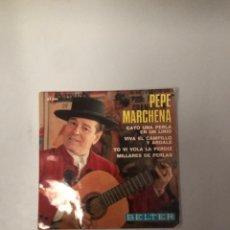 Discos de vinilo: PEPE MARCHENA. Lote 174271599