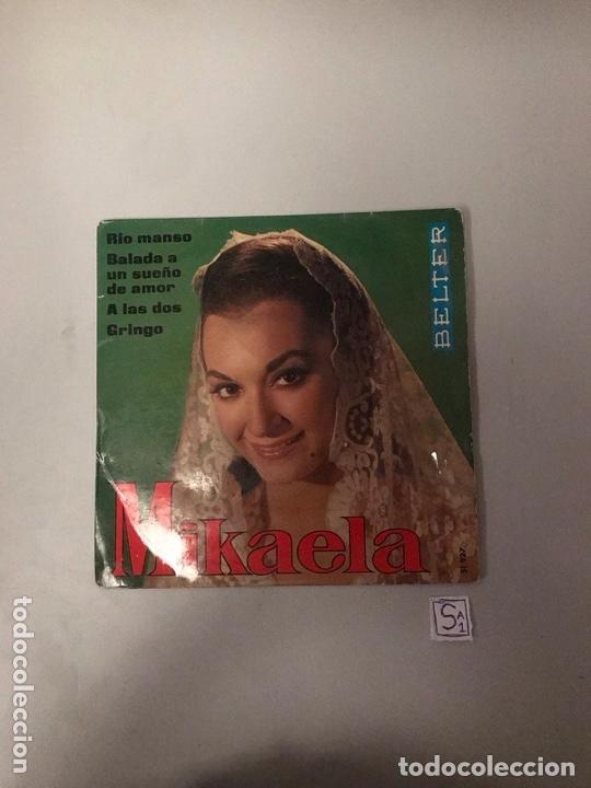MIKAELA (Música - Discos - Singles Vinilo - Otros estilos)