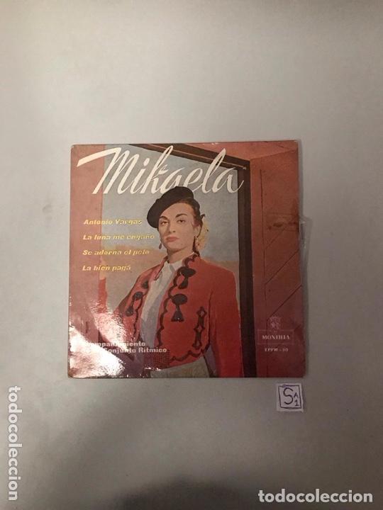 MIKAELA (Música - Discos - Singles Vinilo - Flamenco, Canción española y Cuplé)