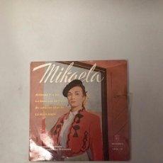 Discos de vinilo: MIKAELA. Lote 174276490