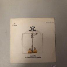 Discos de vinilo: LOS DE VALME. Lote 174277322