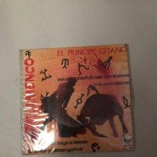 Discos de vinilo: EL PRÍNCIPE GITANO. Lote 174277597