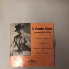 Discos de vinilo: EL PRÍNCIPE GITANO. Lote 174277624