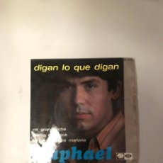Discos de vinilo: RAPHAEL. Lote 174278358