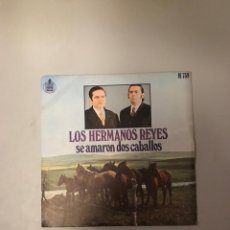 Discos de vinilo: LOS HERMANOS REYES. Lote 174278409
