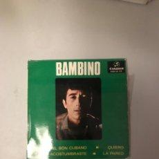 Discos de vinilo: BAMBINO. Lote 174278518