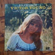 Discos de vinilo: VICTOR YOUNG – LOS EXITOS DE VICTOR YOUNG - LEROY ANDERSON SELLO: GRAMUSIC – GM - 256 FORMATO: VI. Lote 174280377