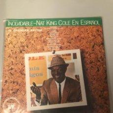 Discos de vinilo: NAT KING. Lote 174292824