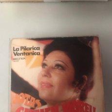 Discos de vinilo: CARMEN MOREL. Lote 174304448