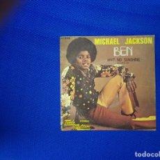 Discos de vinilo: MICHAEL JACKSON :SOLO PORTADA SIN VINILO - SINGLE SPAIN-OPORTUNIDAD COLECCIONISTAS. Lote 174304520