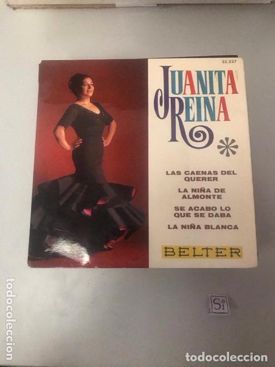 JUANITA REINA (Música - Discos de Vinilo - EPs - Otros estilos)