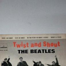 Discos de vinilo: THE BEATLES, SINGEL VINILO TWIST AND SHOUT. Lote 174304892