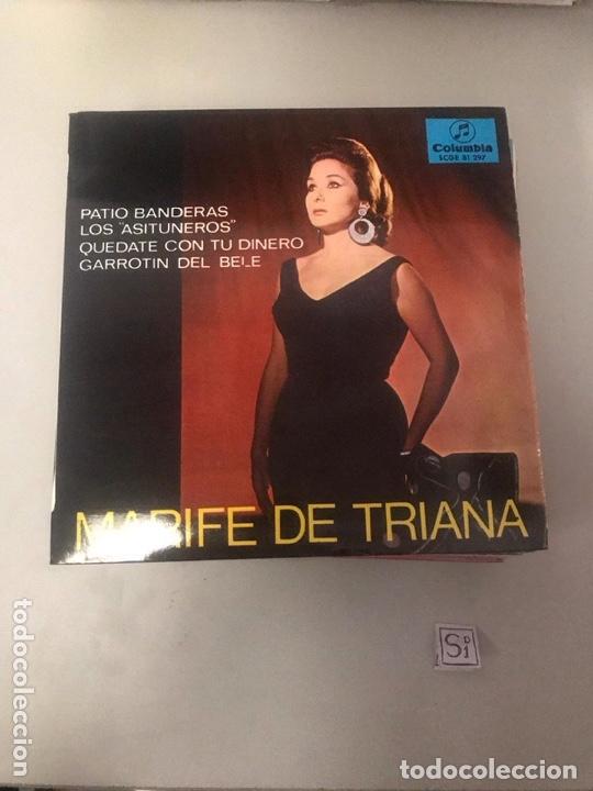 MARIFE DE TRIANA (Música - Discos de Vinilo - EPs - Otros estilos)