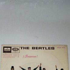 Discos de vinilo: THE BEATLES, SINGEL VINILO, HELP!. Lote 174305780