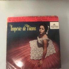 Discos de vinilo: IMPERIO DE TRIANA. Lote 174306034