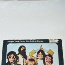 Discos de vinilo: THE ROLLING STONES, SINGEL VINILO, JUMPIN JACK FLASH. Lote 174306997