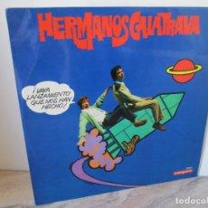 Discos de vinilo: HERMANOS CALATRAVA.MAMA. DON TORIBIO... LP VINILO. ARIOLA EURODISC 1972. VER FOTOGRAFIAS. Lote 174318159