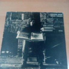 Discos de vinilo: GRAHAM NASH - LP WILD TALES - LEER ESTADO - VER FOTOS. Lote 174319388