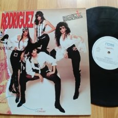Discos de vinilo: LOS RODRIGUEZ-LP DISCO PIRATA. Lote 174320812