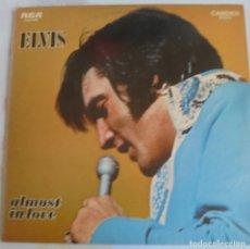 Discos de vinilo: ELVIS PRESLEY - ALMOST IN LOVE- - RCA CAMDEN CAS-2440 STEREO LP / EDITADO EN USA, 1970. Lote 174331698