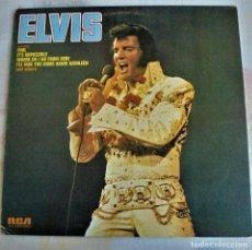 Discos de vinilo: ELVIS PRESLEY - ELVIS (INCLUDING FOOL, IT'S IMPOSIBLE...) RCA APL1-0283 EDITADO EN CANADA (C) 1973. Lote 174332533