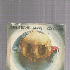 Disques de vinyle: JARRE OXIGENE. Lote 174358248
