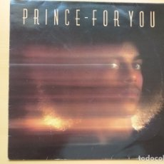 Discos de vinilo: PRINCE - FOR YOU (LP) 1987. Lote 174366985