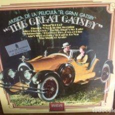 Discos de vinilo: LP BANDA SONORA - THE GREAT GATSBY - . Lote 174370230