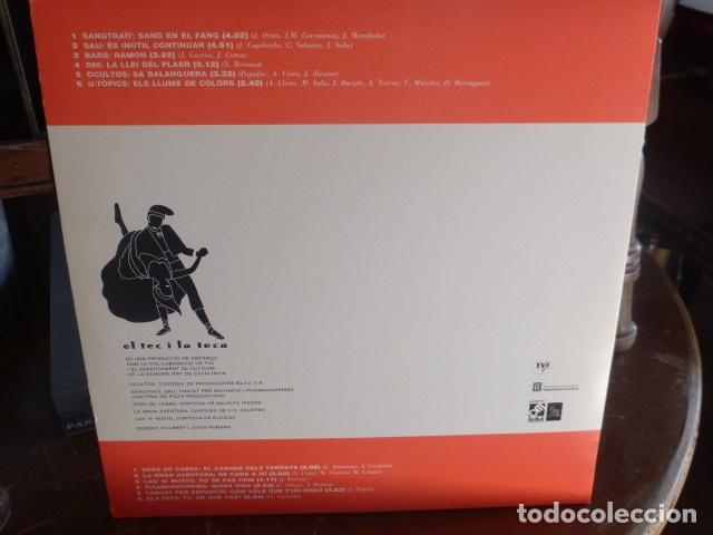 Discos de vinilo: EL TEC I LA TECA - ROCK EN CATALAN - Foto 2 - 174372185