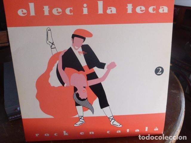 EL TEC I LA TECA - ROCK EN CATALAN (Música - Discos - LP Vinilo - Rock & Roll)
